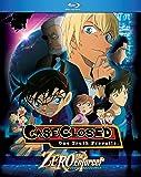 Case Closed: Zero the Enforcer [Blu-ray]