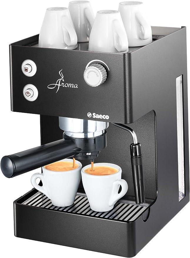 Saeco - Cafetera Espresso Aromanero Ri937311 Manual, 15 Bares ...