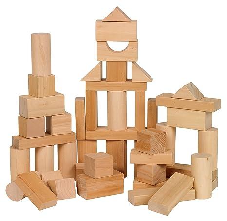 amazon com ryans room small world toys wooden toys bag o blocks