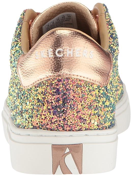 84b4577e4f22 Amazon.com | Skechers Women's Side Street-Awesome Sauce Sneaker | Fashion  Sneakers