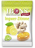 IBONS Lutschbonbons 75g zuckerfrei (Ingwer-Zitrone)