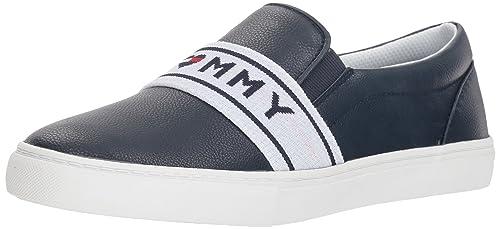 c9441391f7090 Tommy Hilfiger Women's Lourena Sneaker