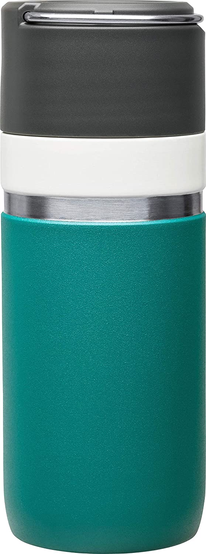 vakuumisoliert 0.47 L beschichteter 18//8 Edelstahl geschmacksneutral Isolierbecher Kaffeebecher Stanley GO Ceramivac Thermobecher mit Keramikbeschichtung