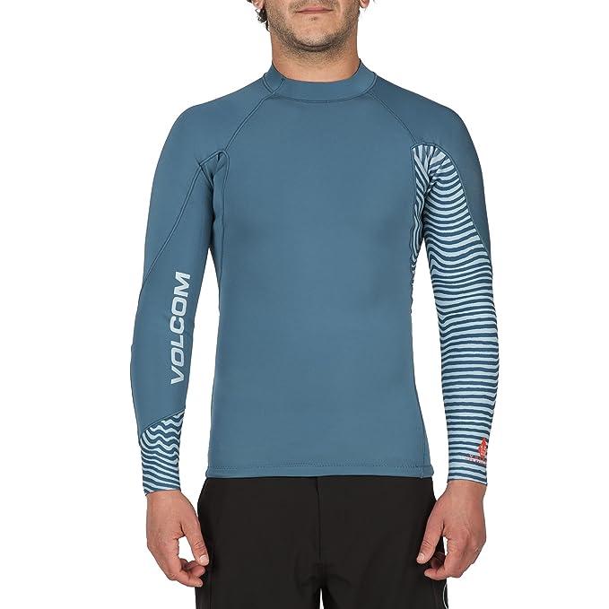 Amazon.com: Volcom – Camiseta de Neo Revo westsuit chamarra ...
