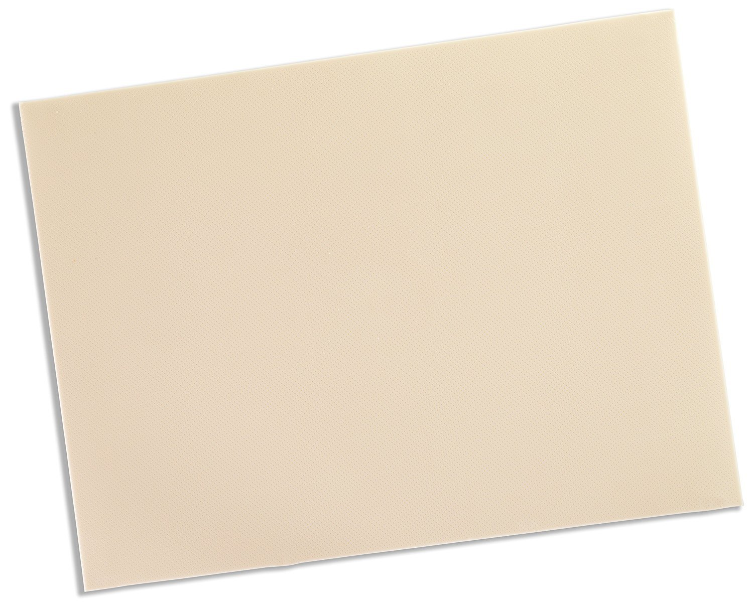 Rolyan Splinting Material Sheet, Aquaplast-T Watercolors, Beige, 1/16'' x 18'' x 24'', 13% UltraPerf Perforated, Single Sheet