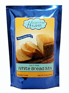 Gluten-Free White Bread Mix