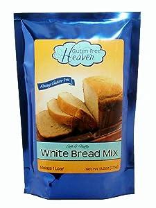 Gluten-Free White Bread Mix
