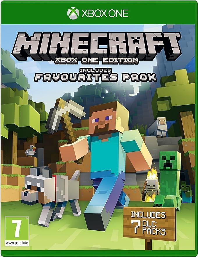 Microsoft Minecraft Favorites Pack + 7 DLC, Xbox ONE vídeo - Juego ...