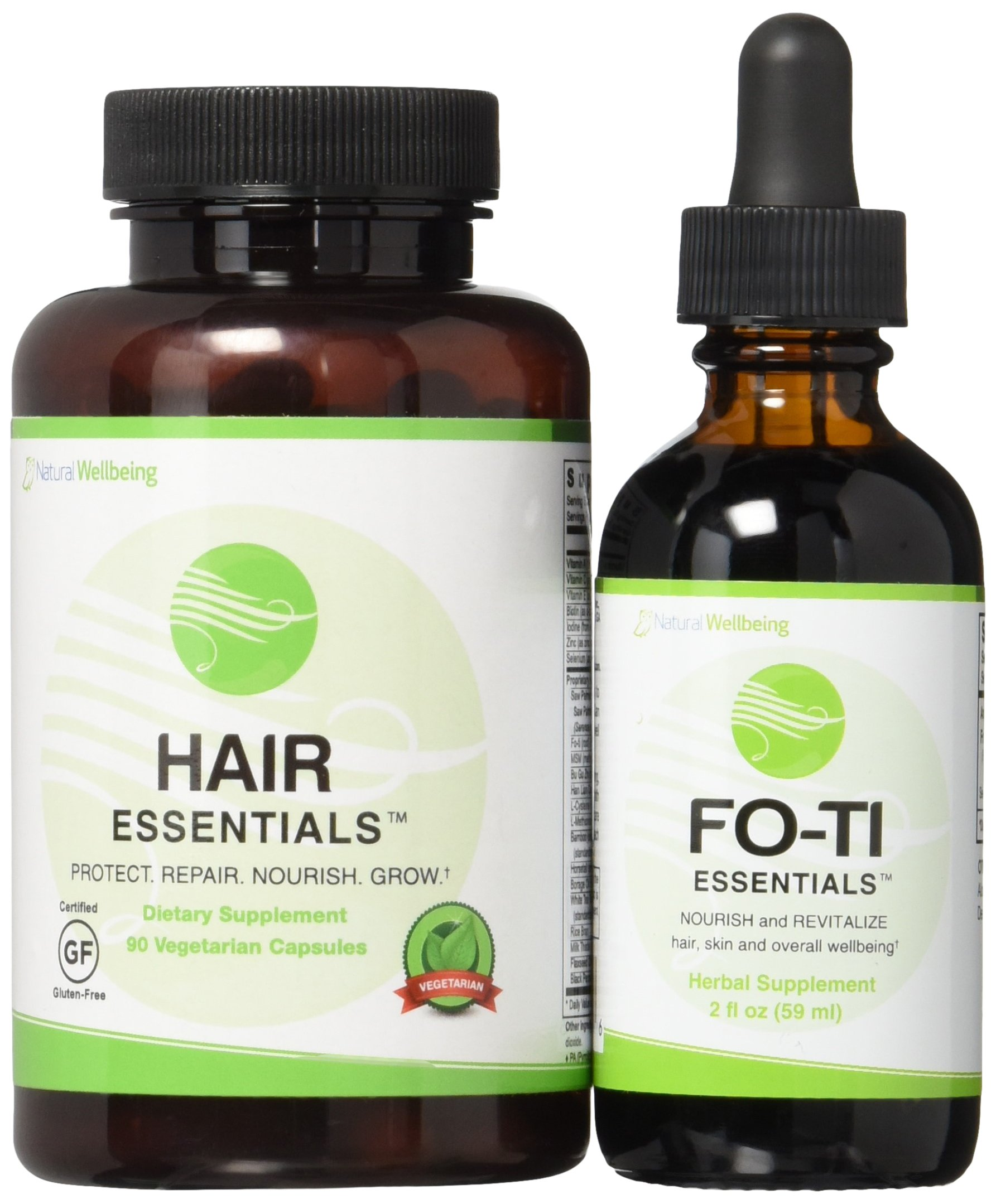 How Effective Is Hair Essentials By Natural Wellbeing