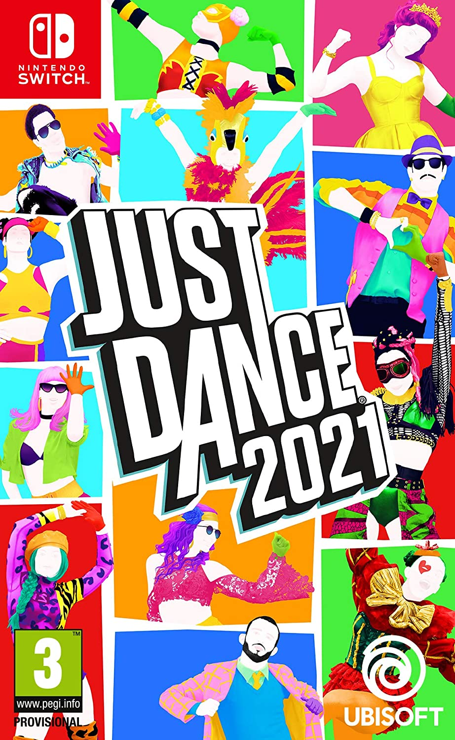 Just Dance 2021 [SWITCH] | Ubisoft