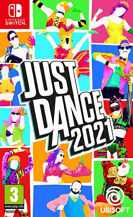 Jeu Nintendo Switch Just Dance 2021 en promo