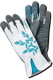 designer gardening gloves. Magid BE288T Bella Women s Gusseted Brushed Goat Hide Garden Glove  Medium Amazon com Zeemplify Leather Gardening Gloves for