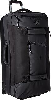 c7a48c702376 Amazon.com  Volcom Men s Globe Trotter Rolling Bag  Clothing