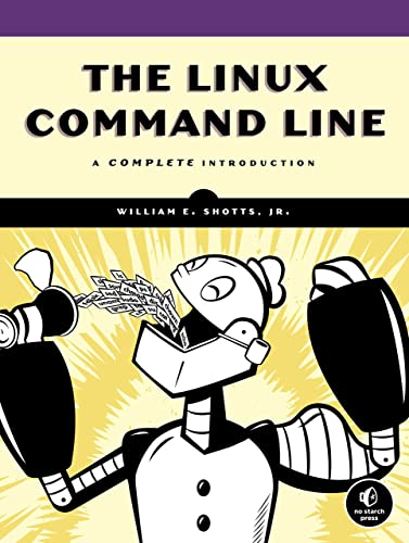 The Linux Command Line � A Complete Introduction