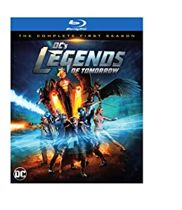 DC's Legends of Tomorrow: S1 (BD)