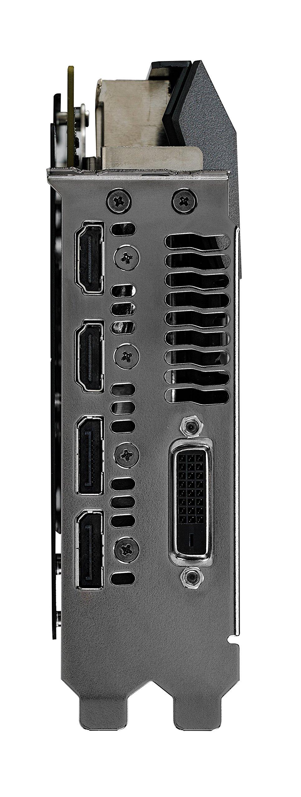ASUS GeForce GTX 1070 8GB ROG STRIX OC Edition Graphic Card STRIX-GTX1070-O8G-GAMING by Asus (Image #5)
