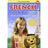 French for Kids:  Learn French Beginner Level 1 vol. 1 (Bilingual)