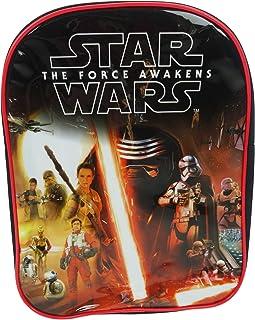 Star Wars Episode 7 Sac à dos enfants, Noir STAR001024
