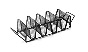 Outset 76449 Nonstick Taco Grill Rack