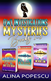 OWL Investigations Mysteries Books 1-3 (OWL Investigations Mysteries Box Sets Book 1)