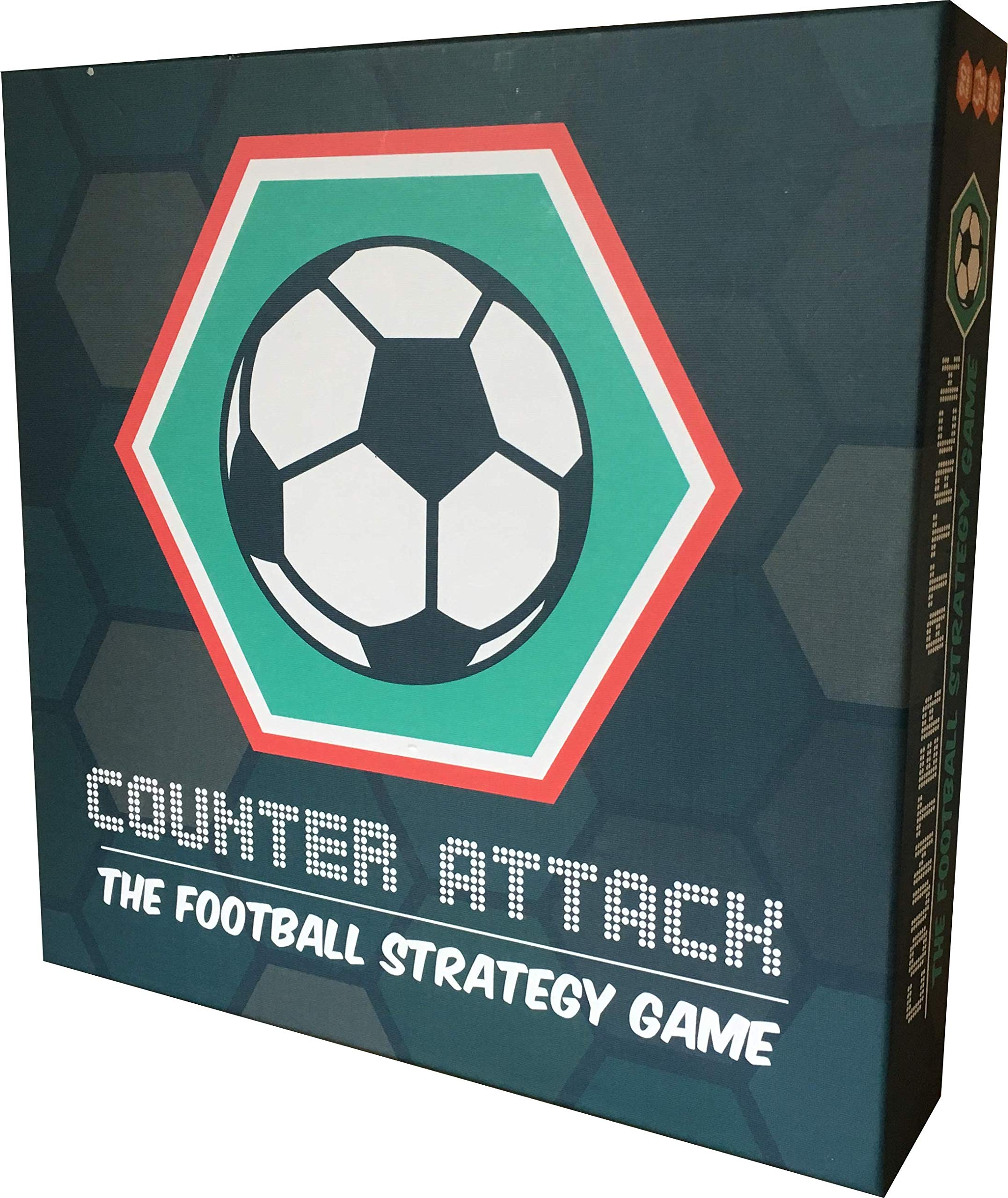 Counter Attack: the football board game