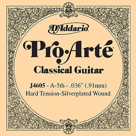DAddario J4605 Cuerda guitara española: Amazon.es: Instrumentos ...