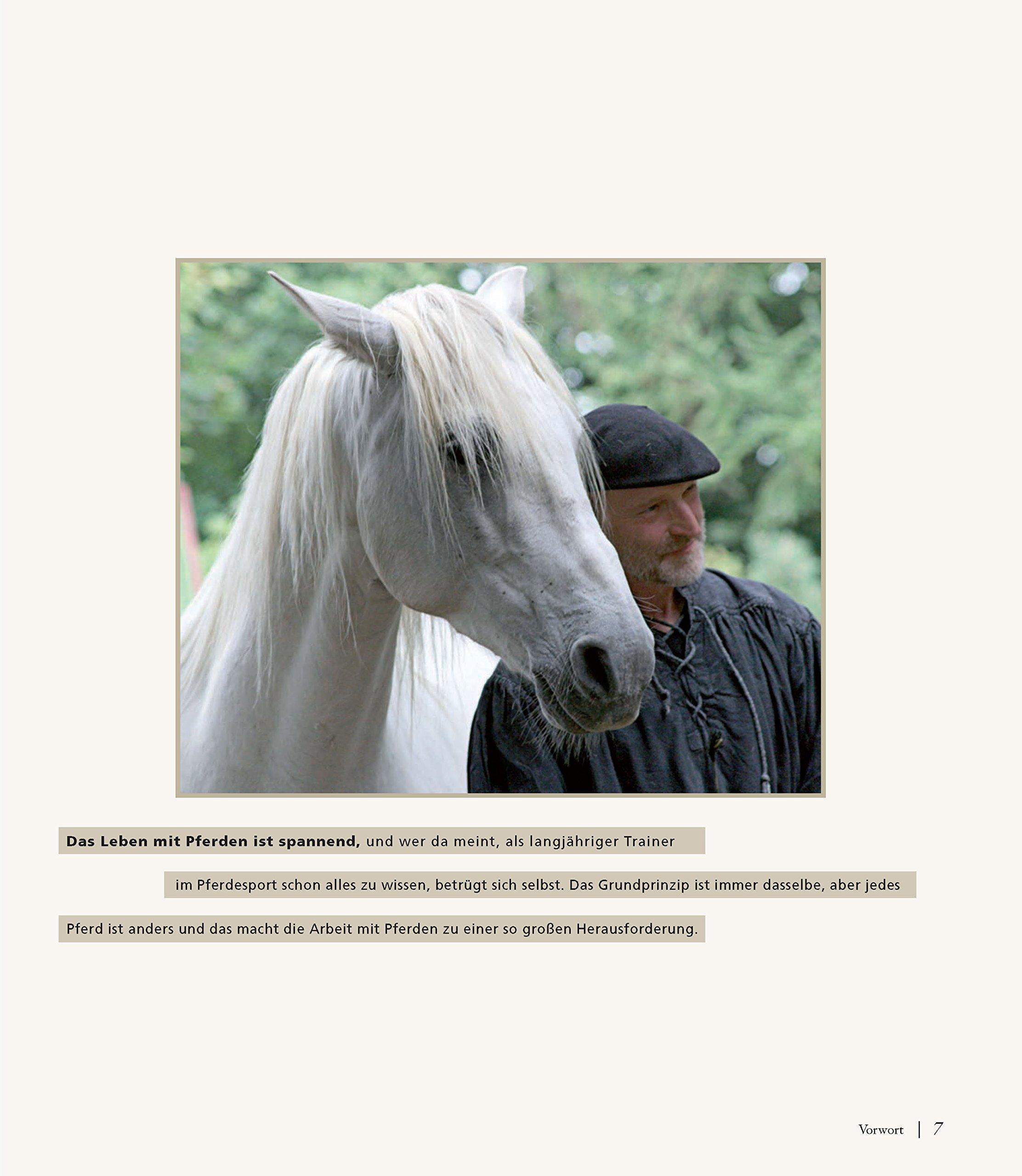 Kenzie Dysli und die Pferde Ratgeber Natural Horsemanship Stil Buch Lektionen