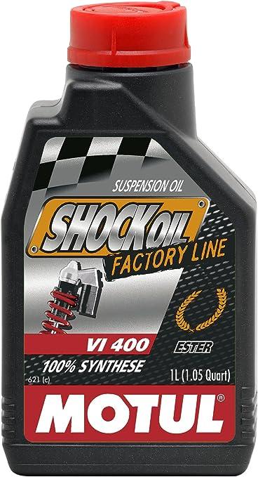 MOTUL 102747 Shock Oil Factory Line VI400 1 Liter: Amazon.es: Coche y moto