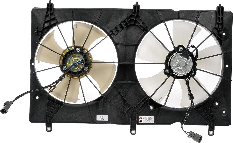 Dorman 620-257 Radiator Dual Fan Assembly