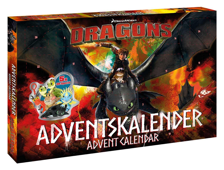 Craze 57323 - Adventskalender DreamWorks Dragons Craze_57323