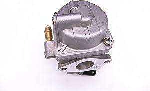Boat Motor Carburetor 3R1-03200-1 3R1-03200-1-00 3AS-03200-0 for Tohatsu Nissan 4hp 5hp MFS4A MFS5 NFS4 NSF5/803522T Mercury 4hp 5hp 4T 4-Stroke Outboard Engine