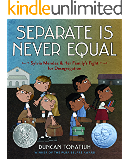 Separate Is Never Equal: Sylvia Mendez and Her Familys Fight for Desegregation (Jane Addams