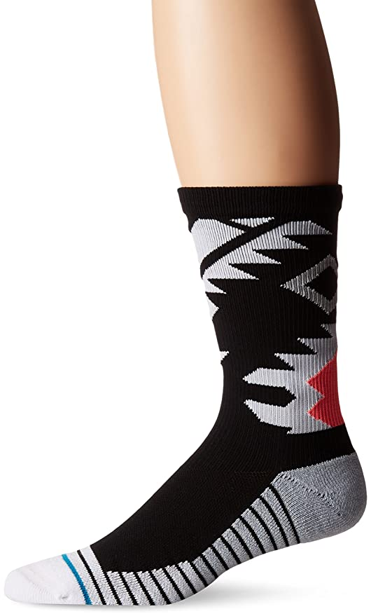 Calcetines Stance Uncovered Negro (M , Negro)