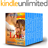 Contemporary Christian Romance: Believe in Love (8 Book Box Set) (Inspirational Romance)