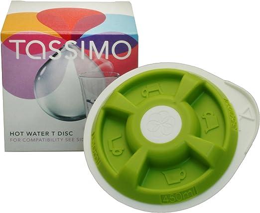 Amazon.com: Tassimo T-Disc de agua caliente, agua caliente ...