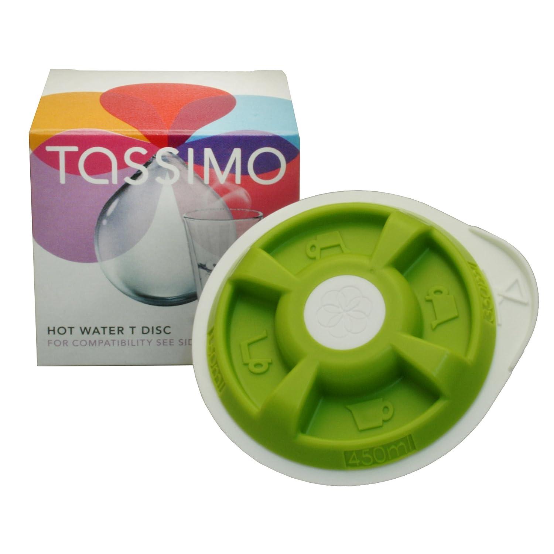 TASSIMO - Disco de agua caliente (T20, T40, T42, T65 T85 o VIVY ...