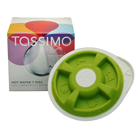 TASSIMO - Disco de agua caliente (T20, T40, T42, T65 T85 o