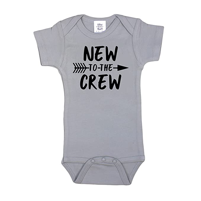 f76df12c2275 Amazon.com  New To The Crew Newborn take home outfit boys New To The ...