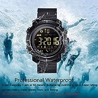 Lemfo LF19 Waterproof Digital Mens Smart Watch