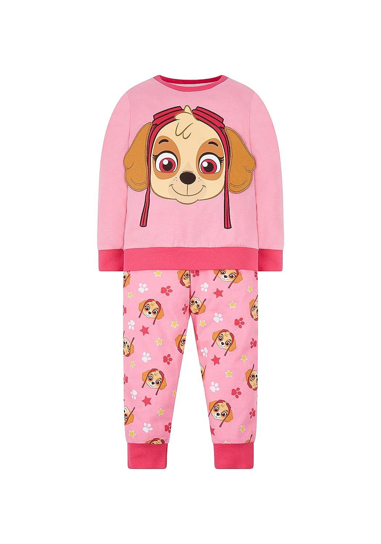 Mothercare Girl's Paw Patrol Pyjama Sets