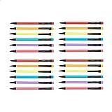 AmazonBasics Mechanical Pencils, Fine Point (0.5 mm) - 24-Pack