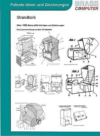 Strandkorb Strandkorbe Selber Bauen Ca 1010 Seiten Din A4