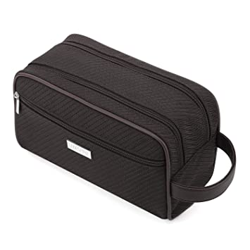 Luxspire Toiletry Bag, Dopp Kit Organizer for Travel, Nylon Waterproof  Grooming Shaving Bags for fae47d97f9