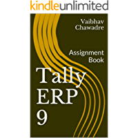 Tally ERP 9: Assignment Book