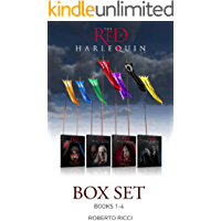 The Red Harlequin Box Set (Books 1-4)
