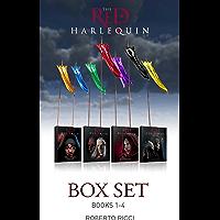 The Red Harlequin Box Set (Books 1-4) (English