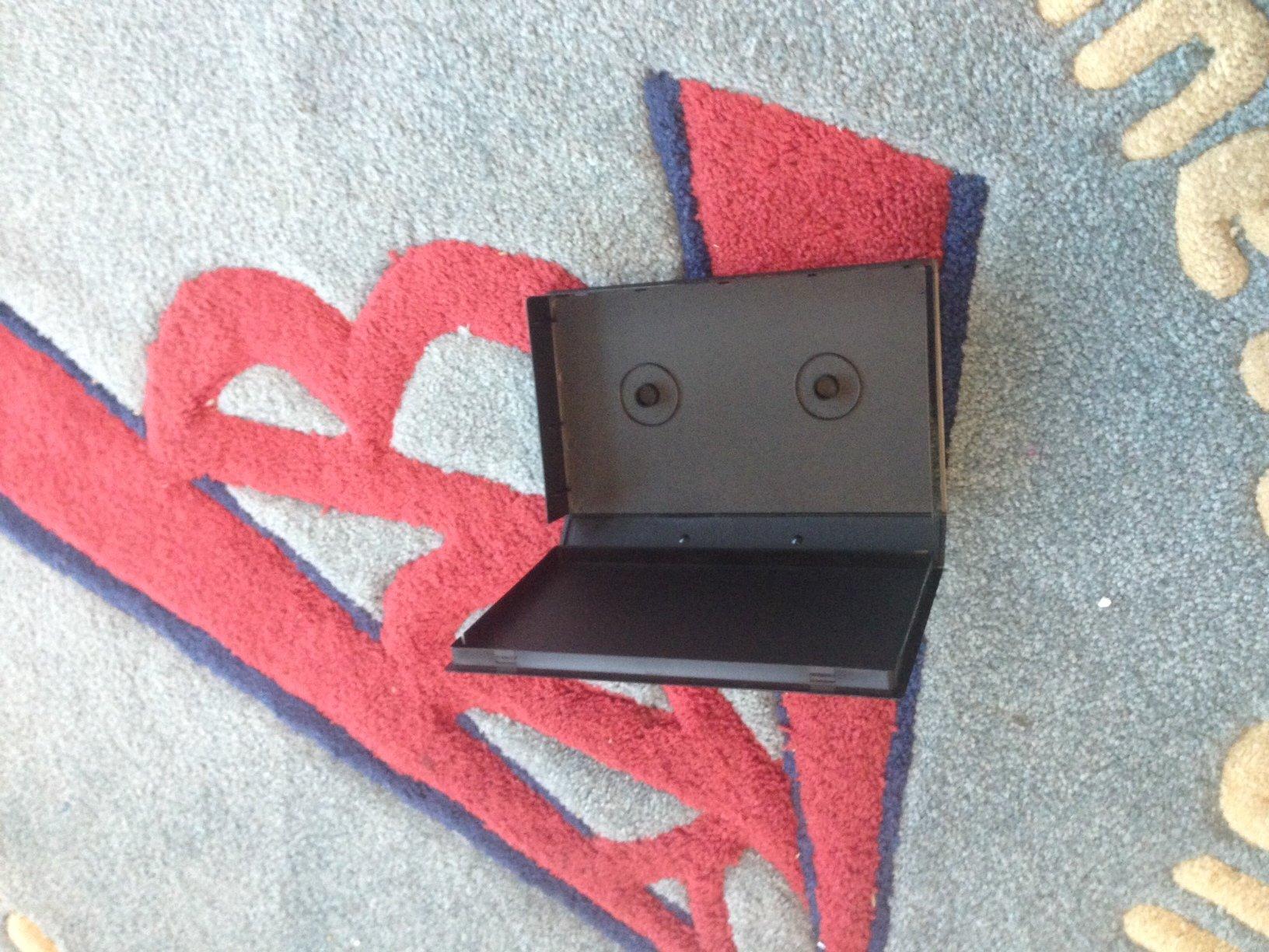 50PCS T-120 120 MINUTE VHS TAPE & 50 BLACK VHS CASE W/SLEEVE PSV10HUB&T120