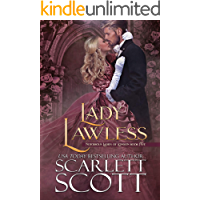 Lady Lawless (Notorious Ladies of London Book 5)