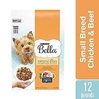 Purina Bella Natural Bites Small Breed Dog Food