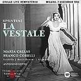 Spontini: La Vestale (Milano, 07/12/1954)